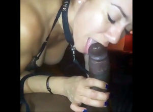 Hook-up starved gf fellating casual..