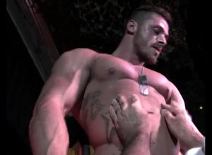 dances Striptease in   club