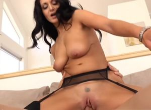 Ava Addams in  railing stiff hard-on