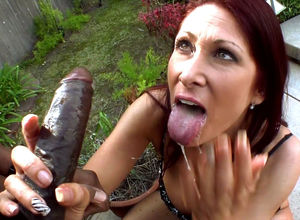 Mature prick paramour Tiffany Mynx..