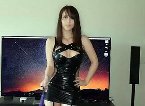 Youngster uber-cute housewife in..