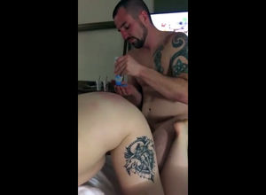 Cheating lets his pal pulverize his..